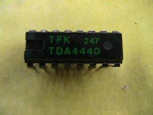 IC-BAUSTEIN-TDA4440-11580