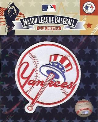 York Yankees Top Hat Sleeve Patch Official Licensed