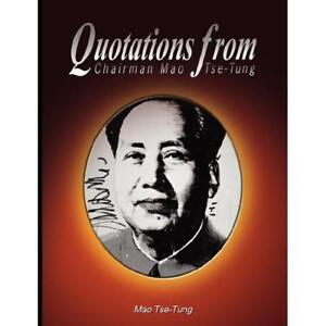 NEW Quotations from Chairman Mao Tse-Tung - Mao Tse-...