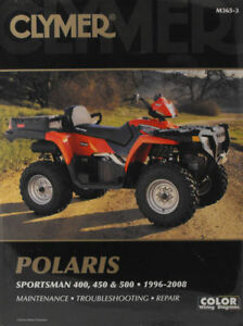 polaris sportsman xplorer 400 450 500 repair manual ebay rh ebay com polaris sportsman 500 repair manual pdf 1996 polaris sportsman 500 repair manual free