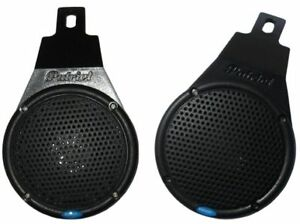 100W-Motorcycle-Scooter-Handlebar-Speaker-PAIR-BLK