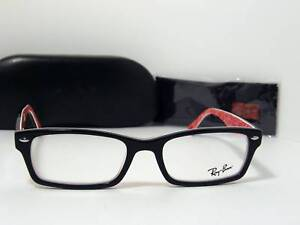 authentic ray ban eyeglasses  New Authentic Ray Ban Eyeglasses RX 5206 2479 RX5206 52-18