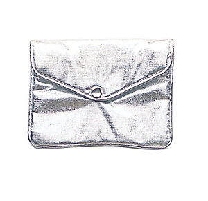 12-Jewelry-Fancy-Chinese-Silk-Pouch-Bag-Metallic-Silver