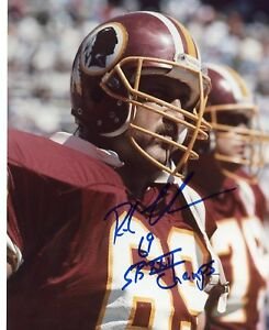 R-C-THIELEMANN-WASHINGTON-REDSKINS-SIGNED-8X10-PHOTO