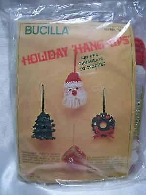 Bucilla Holiday hang-ups Kit 7844
