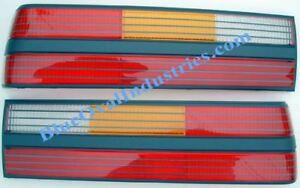 1984-1986-Mustang-SVO-1993-Cobra-Taillights-w-Black-Stripes