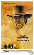 Vintage Clint Eastwood Movie Poster