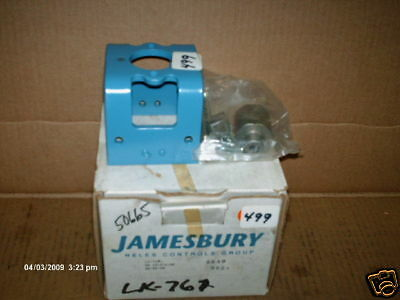 Neles Jamesbury Actuator Mtg Hdw Lk-762 1/2-2 (nib)