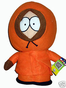 SOUTH-PARK-Movie-KENNY-McCORMICK-PLUSH-TOY-DOLL-7-034-Figure