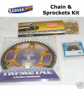 KTM EXC400 THC CHAIN AND STEALTH SPROCKET KIT HEAVY