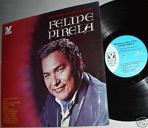 FELIPE PIRELA Volvamos A Querernos VELVET Latin LP   eBay Felipe Pirela
