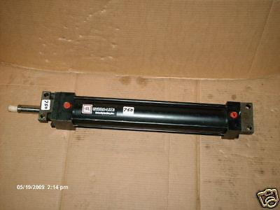 Hydro-line Hydraulic Cylinder Lan5e-2.5x16 New