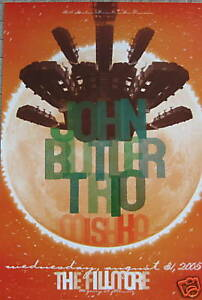JOHN-BUTLER-TRIO-Mishka-F712-FILLMORE-POSTER-Just-Page