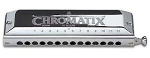 Suzuki-SCX56-Chromatix-SCX-56-Chromatic-Harmonica-C-14-HOLES-SEE-VIDEO-DEMO