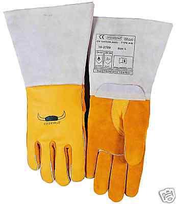1,00 Paar WELDAS MIG/MAG-Handschuhe 10-2750 Größe L/XL