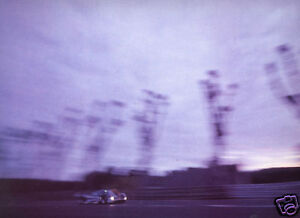 Le-Mans-1991-Racing-down-the-Mulsanne-Gloss-Photograph