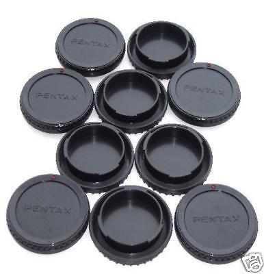 10 Pentax K Body Cap Use On K1000 Me Super Lx Mx Mg Digital Camera Bodies