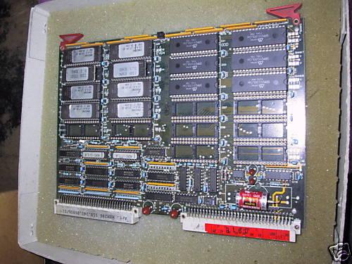 Netstal injection molder circuit board 110.240.8679 110.240.8680B/01