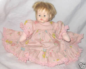 Doll Vintage Marked 1963 Madame Alexander Doll