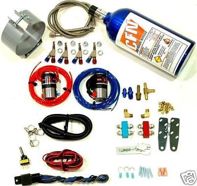Motorcycle Nitrous Oxide Wet Kit