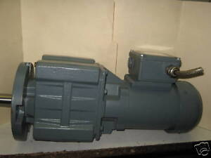 Bauer Bg10x 77w D05la6 Am Ul Sp Helical Geared Motor