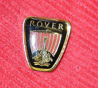 ROVER LAPEL PIN BADGE, NEW (RVM39)