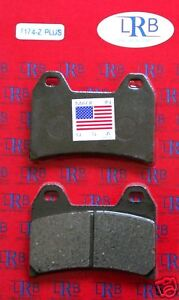 LYNDALL-RACING-BRAKE-PADS-Z-PLUS-VICTORY-FRT-98-UP-7174