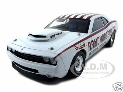 Dodge Challenger Super Stock Ramchargers 1of600 1:18 Car By Highway 61 50766