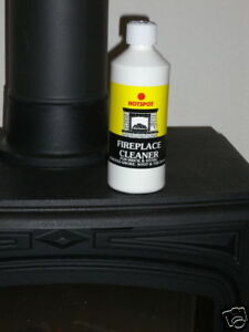 Hotspot Fireplace Cleaner Stove Woodburning Fire NEW! | eBay