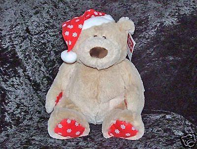 Christmas Baby Ganz Santa Baby Teddy Bear (hx10727)