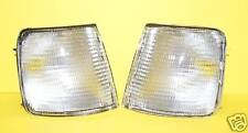 VW Passat 1990-1994 B3 Corner Lights Clear! Left+Right!