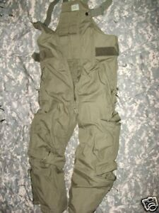 NEW-US-ARMY-AIR-FORCE-OVERALLS-INSULATED-CVC-BIB-NOMEX