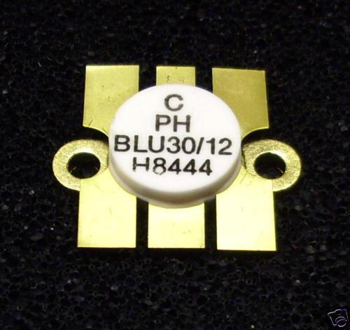 1 Stück BLU30/12  HF-Leistungs-Transistor (M1308)