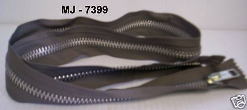 Robin - Interlocking Slide Fastener /  Zipper
