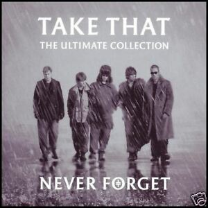 TAKE THAT -ULTIMATE COLLECTION CD ROBBIE WILLIAMS *NEW*