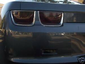 10-2012-Camaro-PreCut-10pc-Smoked-Tail-Light-side-marker-reverse-tint-Overlays