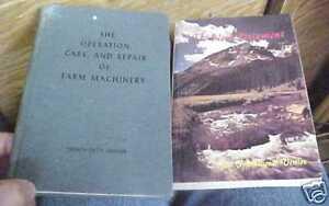 B11-John-Deere-New-Testament-Vintage-books-RARE-book