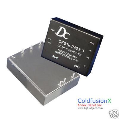Solar Panel Dc Isolated Power Module 9v36v 3.3v 16watt