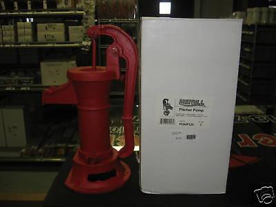 Merrill Water Well Hand Pitcher Pump