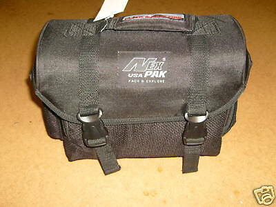 Camera /camcorder Bag Durable,water Resistant Fully Padded Nice Bag.