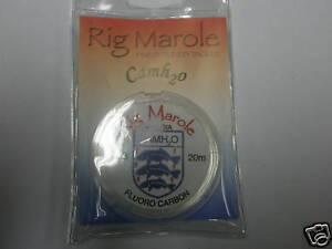 Rig-Marole-CAMH20-Flourocarbon-20m-20lb-Carp-Fishing
