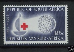 South-Africa-1963-SG-226-12-5c-Red-Cross-MNH
