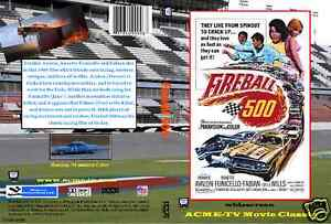 Fireball-500-DVD-New-from-ACME-TV-Classic-Movies-Color-Widescreen-Drama