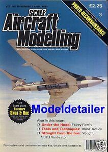 Scale-Aircraft-Modelling-V19-N2-RAF-Photo-Reconn-Fairey-Firefly-Vought-SB2U