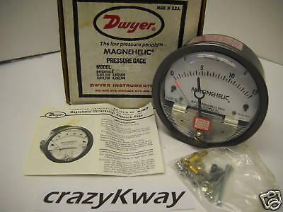 Dwyer 2015 Asf Magnehelic Diff. Pressure Gauge Nib