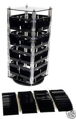Earring Rotating Display Stand Revolving W100 Cards
