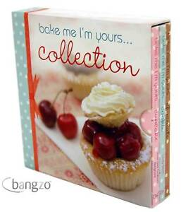 Bake me I'm Yours Collection 3 Books Gift Set RRP£14.99 | eBay