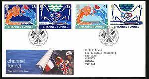 Great-Britain-1994-Scott-1559a-1561a-FDC