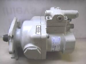 HARTMANN-PVC43-CKC11-XXX31-FLXPC-FLXX1A-HYDRAULIC-PUMP