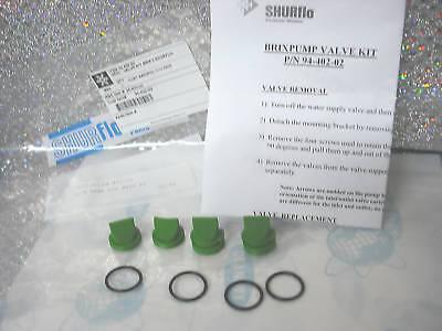 Shurflo, Brixing Pump Valve Kit, Replacement Valve Kit